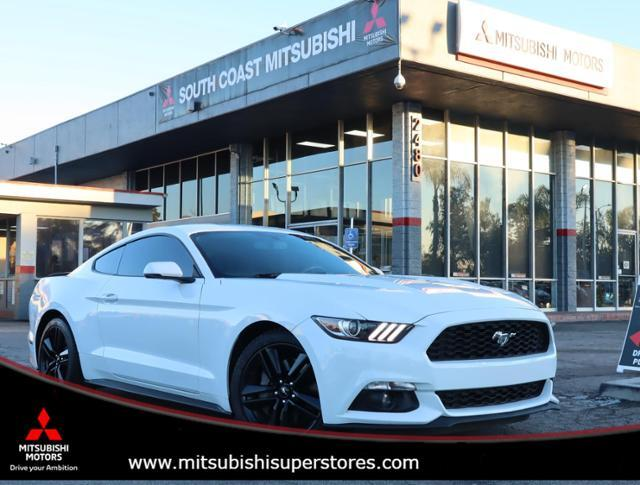 2017 Ford Mustang EcoBoost Costa Mesa CA
