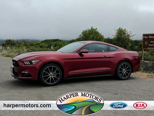 2017 Ford Mustang EcoBoost Eureka CA