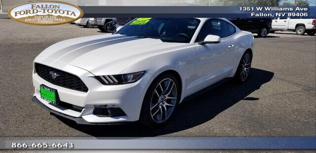 2017 Ford Mustang EcoBoost Fallon NV