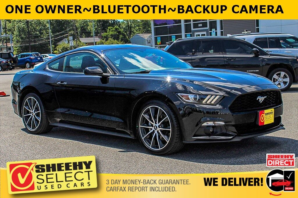 2017 Ford Mustang EcoBoost Suitland MD
