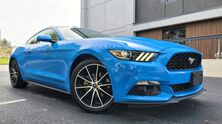 Ford Mustang EcoBoost 2017