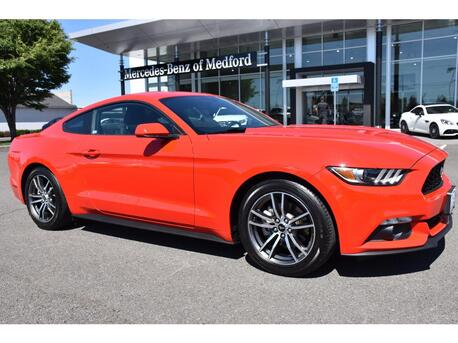 2017_Ford_Mustang_EcoBoost_ Medford OR
