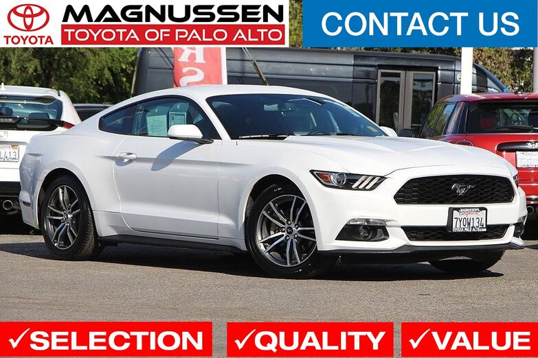 2017 Ford Mustang EcoBoost Palo Alto CA