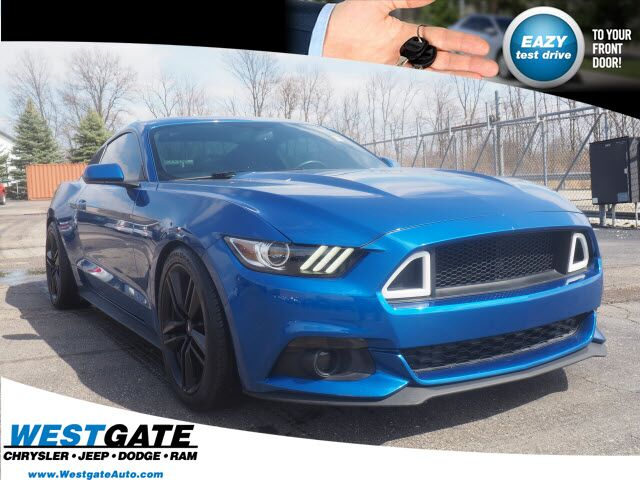 2017 Ford Mustang EcoBoost Plainfield IN