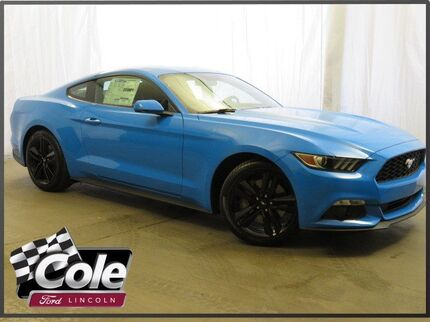 2017_Ford_Mustang_EcoBoost Premium_ Southwest MI