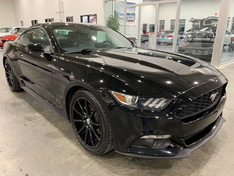 2017_Ford_Mustang_EcoBoost Premium_ Charlotte NC