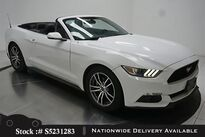 Ford Mustang EcoBoost Premium Convertible CAM,CLMT STS 2017