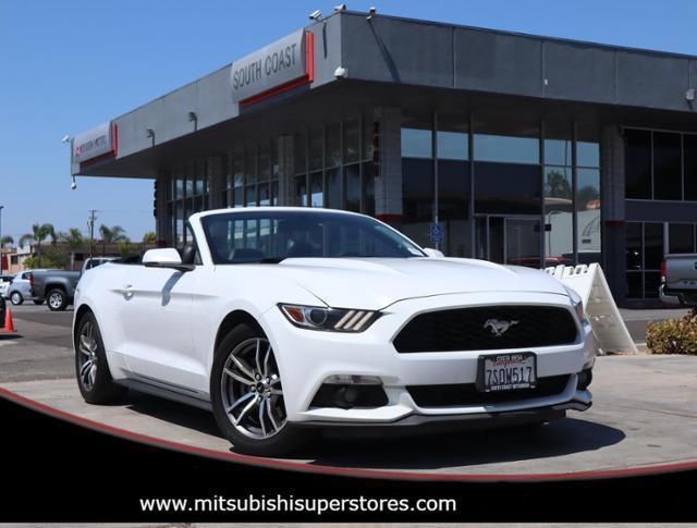 2017 Ford Mustang EcoBoost Premium Costa Mesa CA