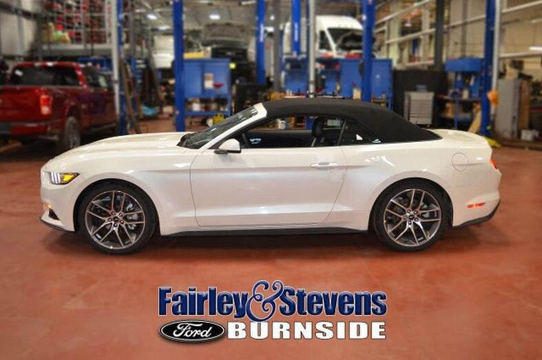 2017 Ford Mustang Ecoboost Premium Dartmouth Ns