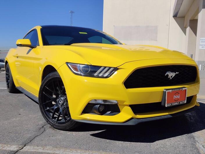 2017 Ford Mustang EcoBoost Premium El Paso TX