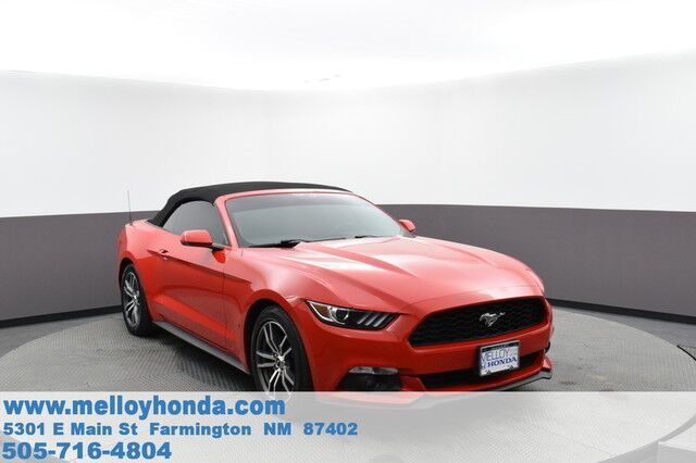 2017 Ford Mustang EcoBoost Premium Farmington NM