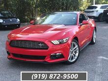 2017_Ford_Mustang_EcoBoost Premium Fastback_ Cary NC