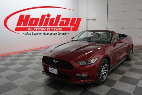 2017_Ford_Mustang_EcoBoost Premium_ Fond du Lac WI