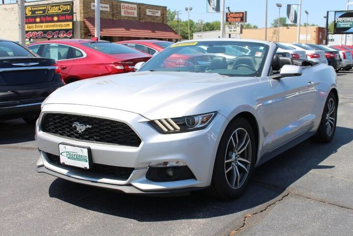2017 Ford Mustang EcoBoost Premium Fort Wayne Auburn and Kendallville IN