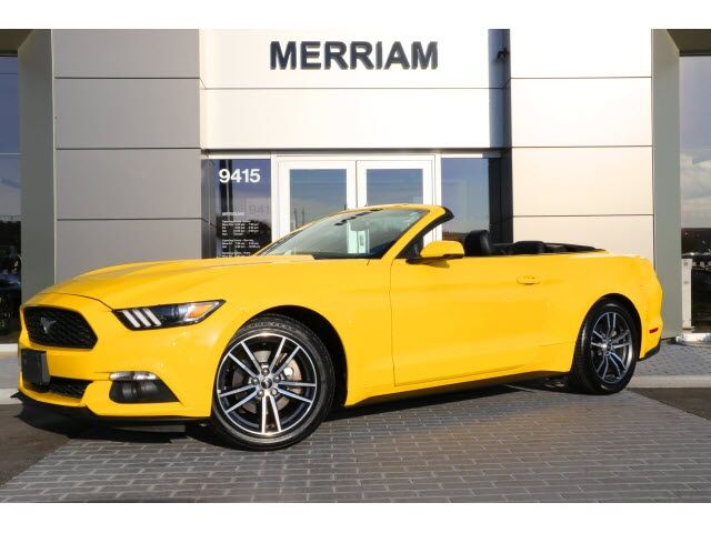 2017 Ford Mustang EcoBoost Premium Merriam KS