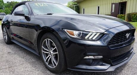 2017 Ford Mustang EcoBoost Premium Moore SC