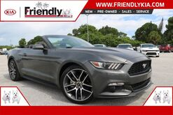 2017_Ford_Mustang_EcoBoost Premium_ New Port Richey FL
