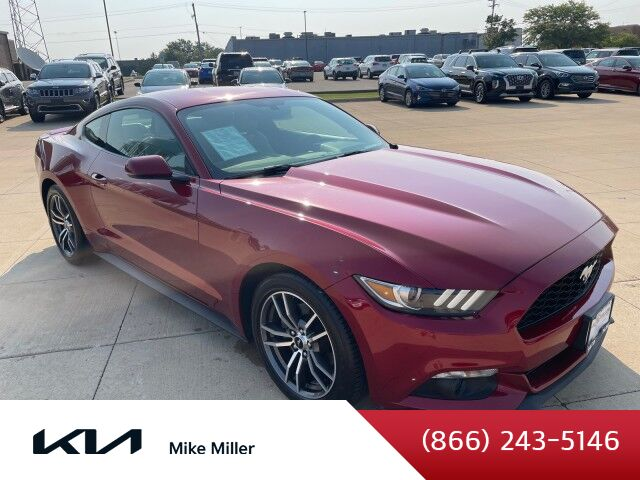 2017 Ford Mustang EcoBoost Premium Peoria IL