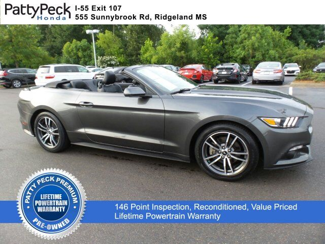 2017 Ford Mustang EcoBoost Premium RWD Jackson MS