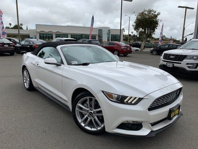 2017 Ford Mustang EcoBoost Premium San Diego County CA