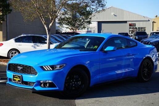 2017_Ford_Mustang_EcoBoost Premium_ San Rafael CA