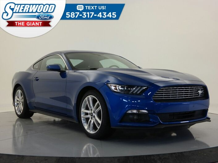 2017 Ford Mustang EcoBoost Premium Sherwood Park AB