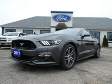 Ford Mustang GT- MANUAL- LEATHER- NAVIGATION 2017