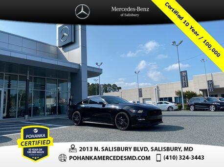 2017_Ford_Mustang_GT ** Pohanka Certified 10 year / 100,000 **_ Salisbury MD
