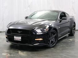 2017_Ford_Mustang_GT / 5.0L V8 Engine / MANUAL Transmission / RWD / Push Start / Rear View Camera_ Addison IL