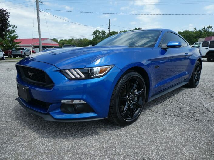 2017 Ford Mustang GT Back Up Cam Cruise Control Manual Essex ON