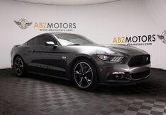 2017_Ford_Mustang_GT California Special,6 Spd,Navigation,Camera,AC Seats_ Houston TX