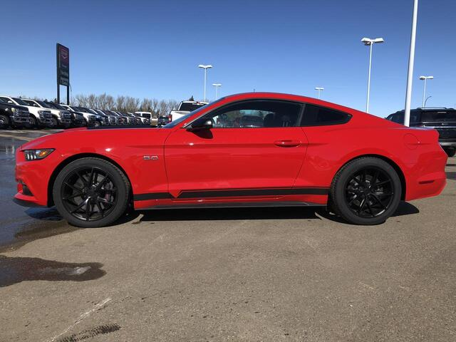 2017 Ford Mustang GT (Decal Pack, Gloss Black Niche Wheels) Swift Current SK