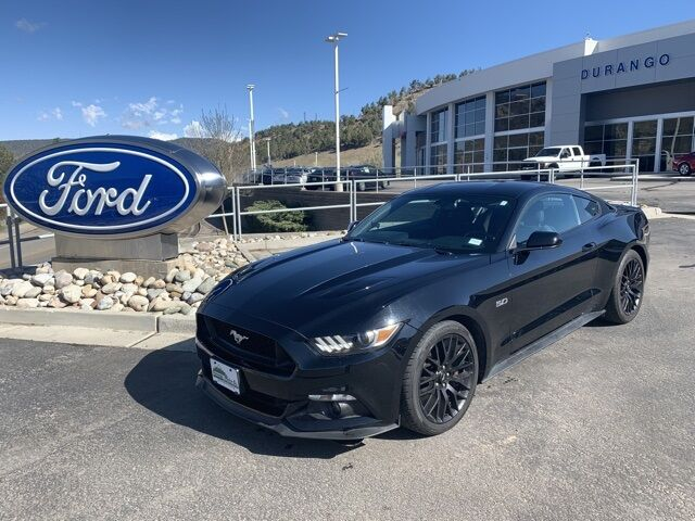 2017 Ford Mustang GT Durango CO