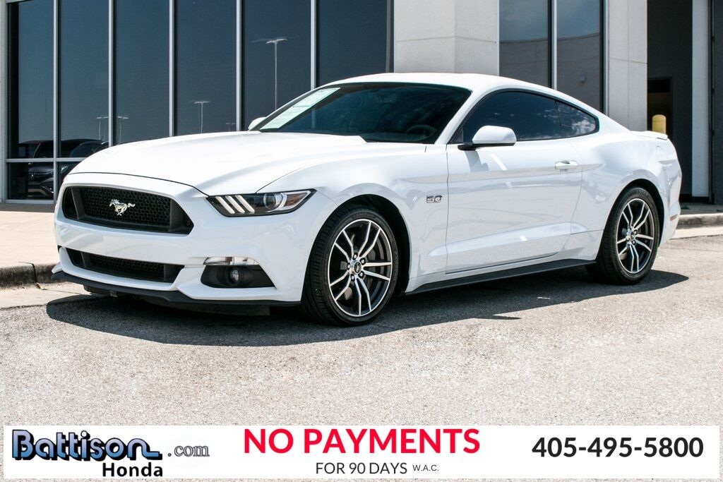2017_Ford_Mustang_GT_ Oklahoma City OK