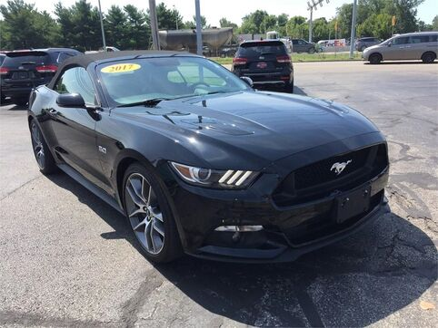 2017_Ford_Mustang_GT PREMIUM CONVERTIBLE_ Evansville IN