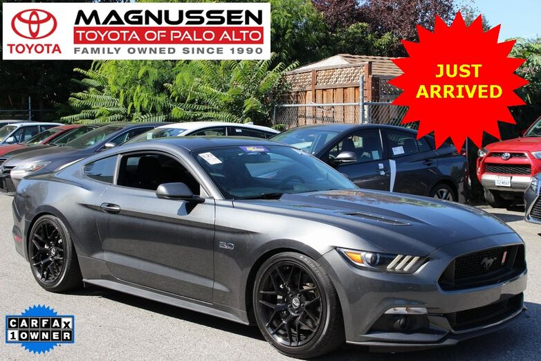 2017 Ford Mustang GT Palo Alto CA