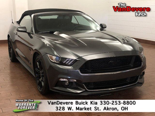 2017 Ford Mustang GT Premium Akron OH