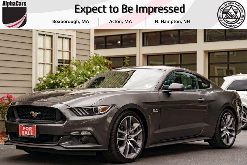 2017 Ford Mustang GT Premium Boxborough MA