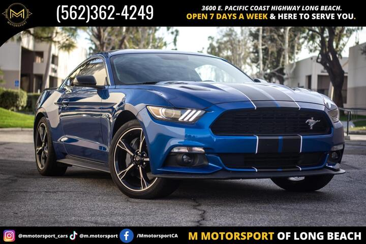 2017 Ford Mustang GT Premium Coupe 2D Long Beach CA
