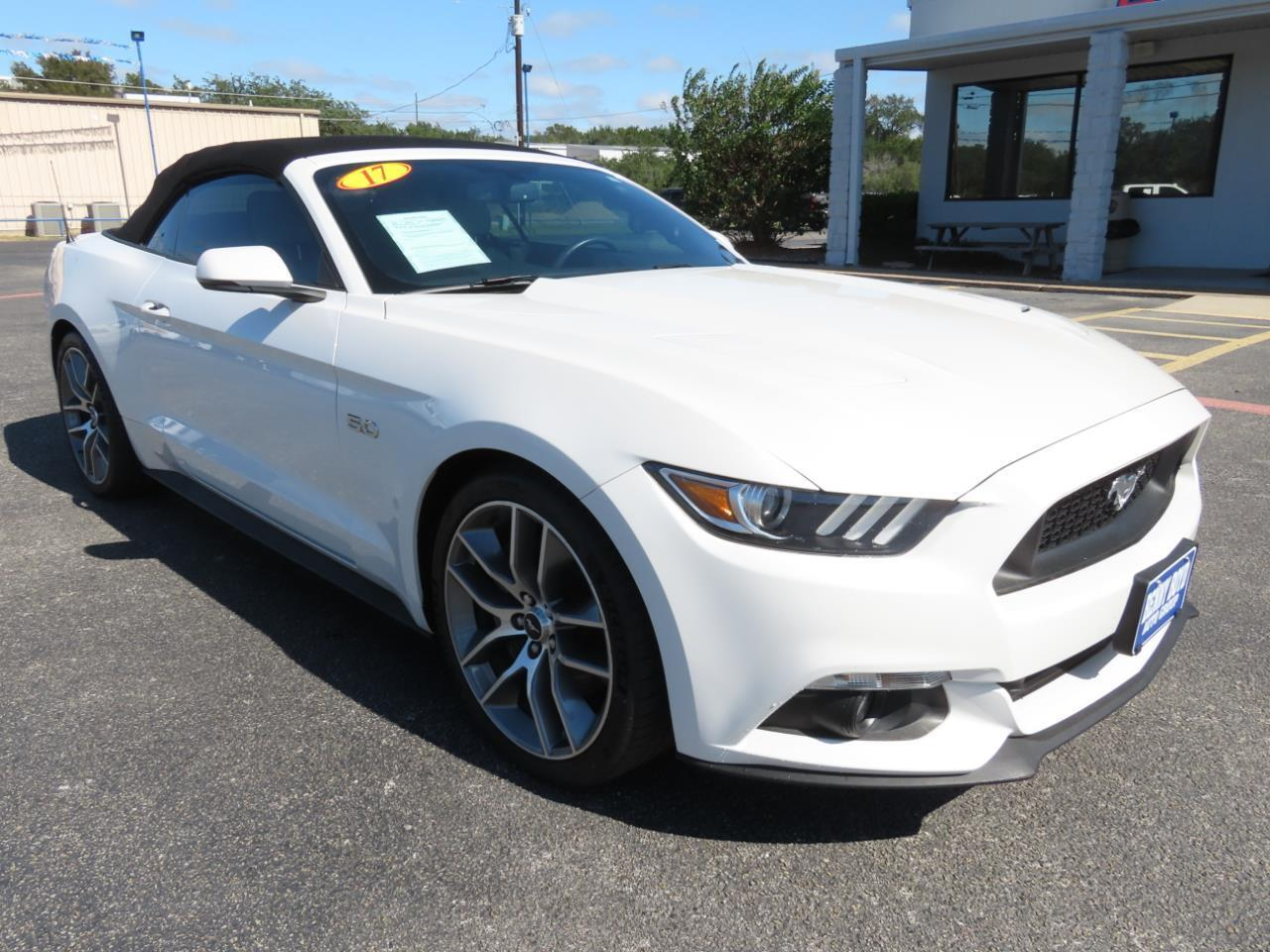 2017 Ford Mustang GT Premium Copperas Cove TX