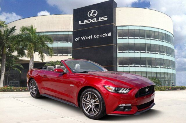 2017_Ford_Mustang_GT Premium_ Miami FL