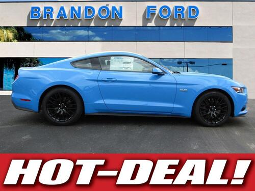 2017 Ford Mustang GT Premium PERFORMANCE PACKAGE Tampa FL