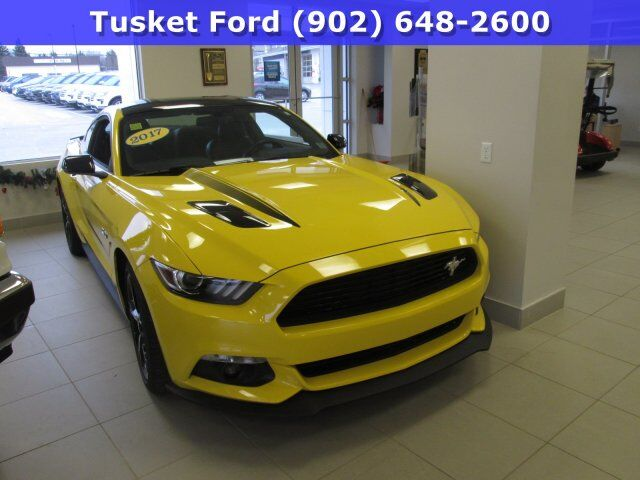 2017 Ford Mustang GT Premium Tusket NS