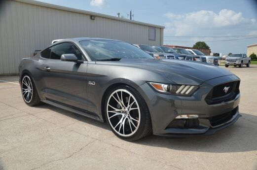 2017 Ford Mustang GT Wylie TX