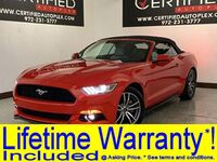 Ford Mustang PREMIUM CONVERTIBLE REAR CAMERA HEATED COOLED LEATHER SEATS SMART PHONE INT 2017
