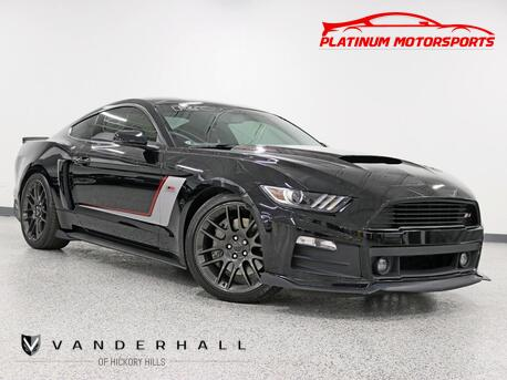 2017_Ford_Mustang Roush S3_Rare Find 1 Owner Nav 1 of 343 Produced Factory 670 HP Only 26 In Auto Fully Loaded_ Hickory Hills IL