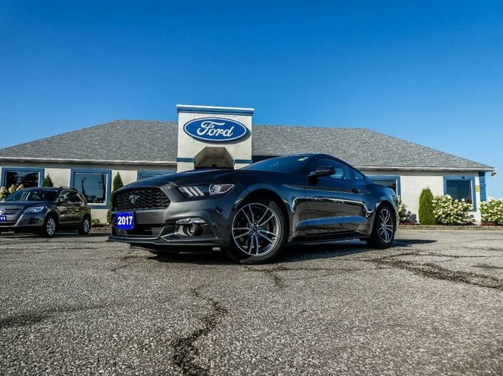 2017 Ford Mustang SALE PENDING Essex ON