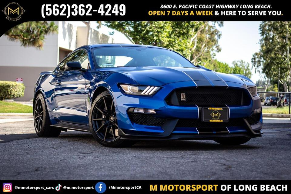 2017_Ford_Mustang_Shelby GT350 Coupe 2D_ Long Beach CA