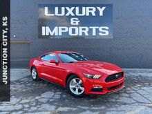 2017_Ford_Mustang_V6_ Leavenworth KS