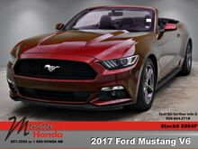 2017_Ford_Mustang_V6_ Moncton NB